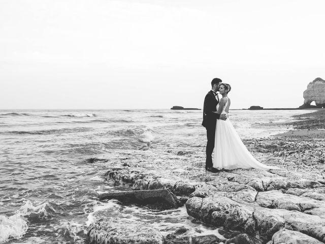 Le mariage de Mickaël et Elise à Aubevoye, Eure 77