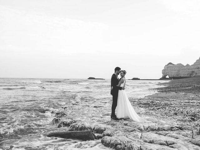 Le mariage de Mickaël et Elise à Aubevoye, Eure 79