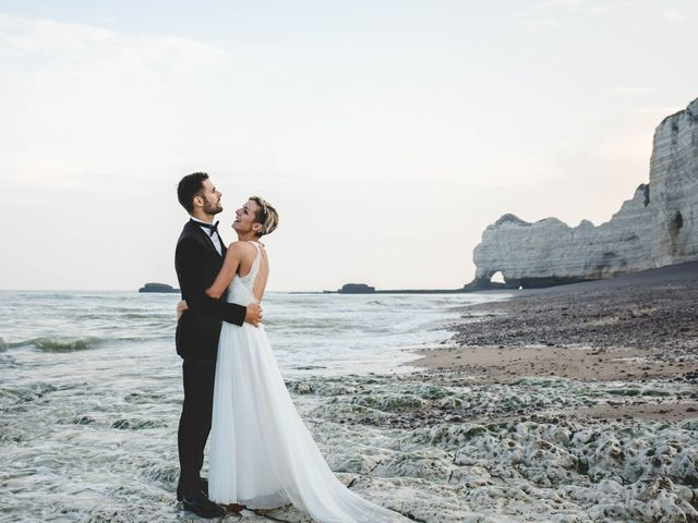 Le mariage de Mickaël et Elise à Aubevoye, Eure 82