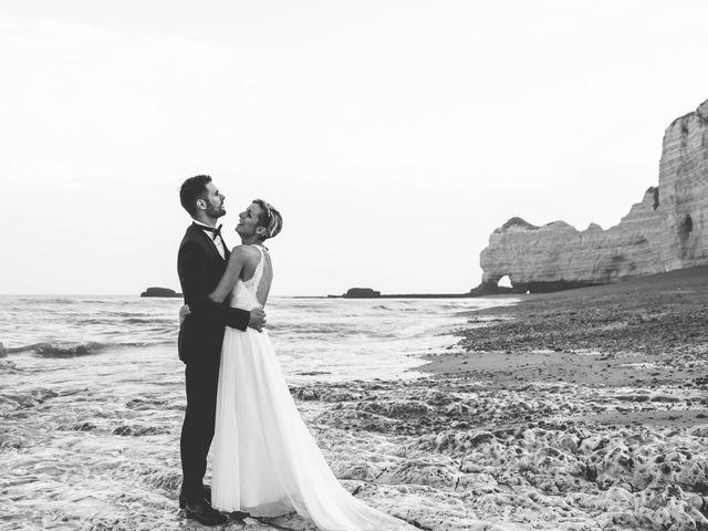 Le mariage de Mickaël et Elise à Aubevoye, Eure 83