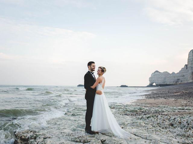Le mariage de Mickaël et Elise à Aubevoye, Eure 86