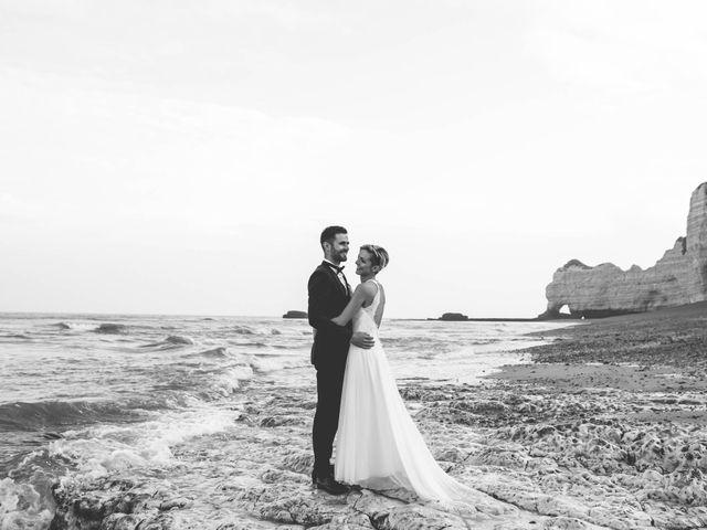 Le mariage de Mickaël et Elise à Aubevoye, Eure 87