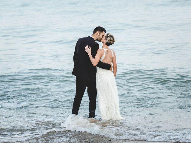 Le mariage de Mickaël et Elise à Aubevoye, Eure 90