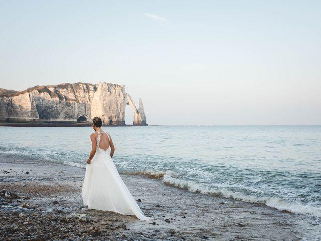 Le mariage de Mickaël et Elise à Aubevoye, Eure 92
