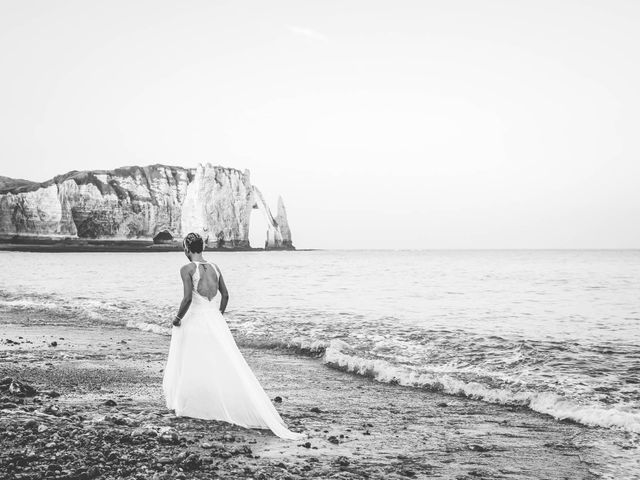 Le mariage de Mickaël et Elise à Aubevoye, Eure 93