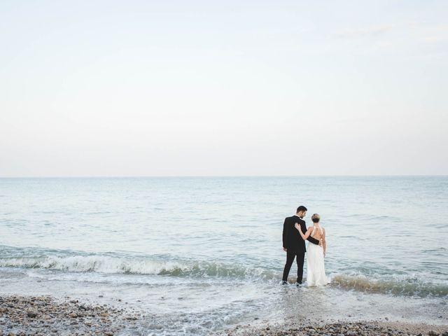 Le mariage de Mickaël et Elise à Aubevoye, Eure 100