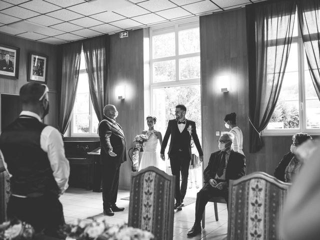 Le mariage de Mickaël et Elise à Aubevoye, Eure 123