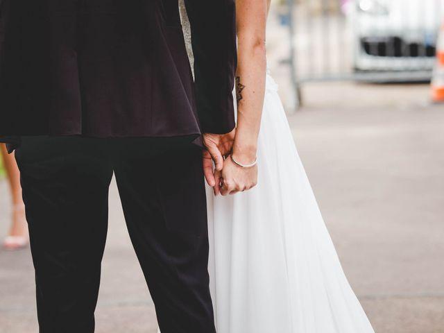 Le mariage de Mickaël et Elise à Aubevoye, Eure 126