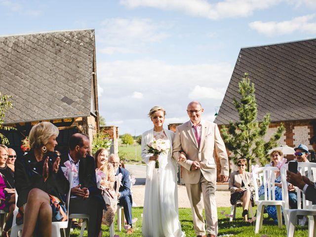 Le mariage de Mickaël et Elise à Aubevoye, Eure 133