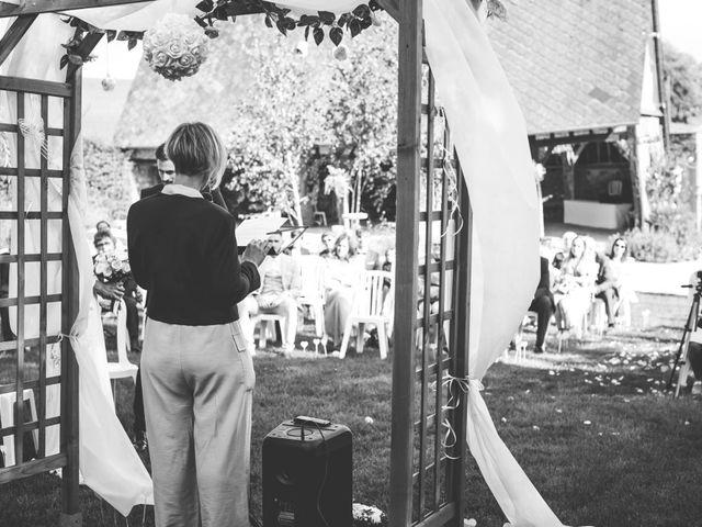 Le mariage de Mickaël et Elise à Aubevoye, Eure 135