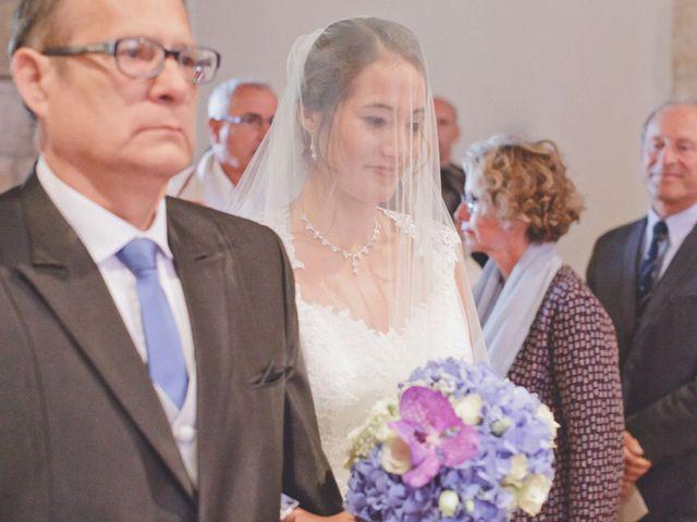 Le mariage de Emmanuel et Alexandra à Clohars-Carnoët, Finistère 7