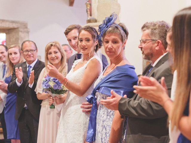 Le mariage de Emmanuel et Alexandra à Clohars-Carnoët, Finistère 12