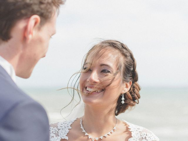 Le mariage de Emmanuel et Alexandra à Clohars-Carnoët, Finistère 17