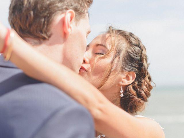 Le mariage de Emmanuel et Alexandra à Clohars-Carnoët, Finistère 18