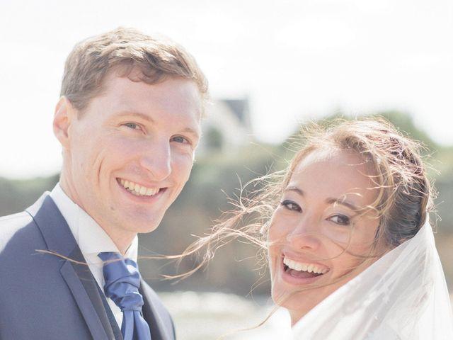 Le mariage de Emmanuel et Alexandra à Clohars-Carnoët, Finistère 21