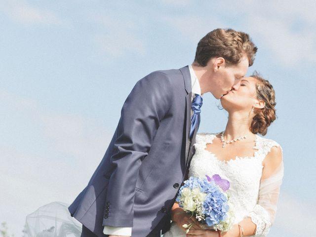 Le mariage de Emmanuel et Alexandra à Clohars-Carnoët, Finistère 1