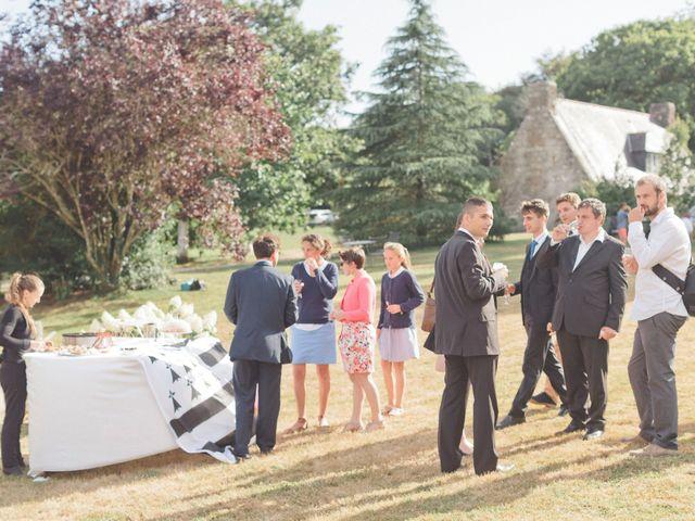Le mariage de Emmanuel et Alexandra à Clohars-Carnoët, Finistère 31