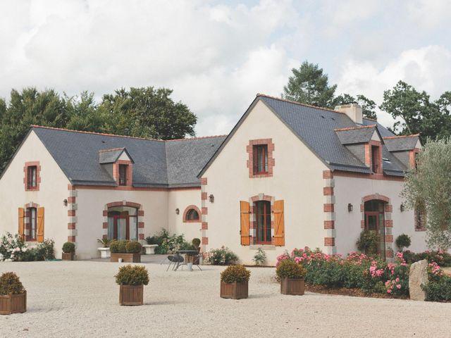 Le mariage de Emmanuel et Alexandra à Clohars-Carnoët, Finistère 32