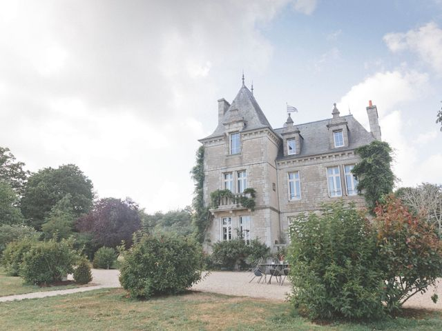 Le mariage de Emmanuel et Alexandra à Clohars-Carnoët, Finistère 34