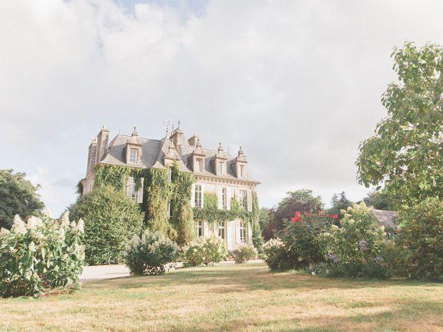 Le mariage de Emmanuel et Alexandra à Clohars-Carnoët, Finistère 46
