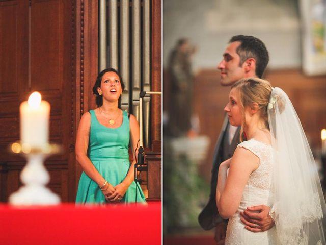 Le mariage de Alexandre et Frédérique à Nantes, Loire Atlantique 20