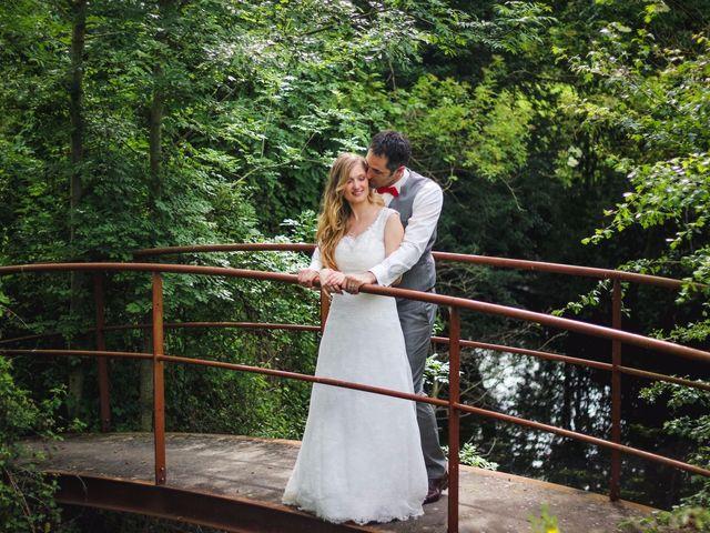 Le mariage de Frédérique et Alexandre