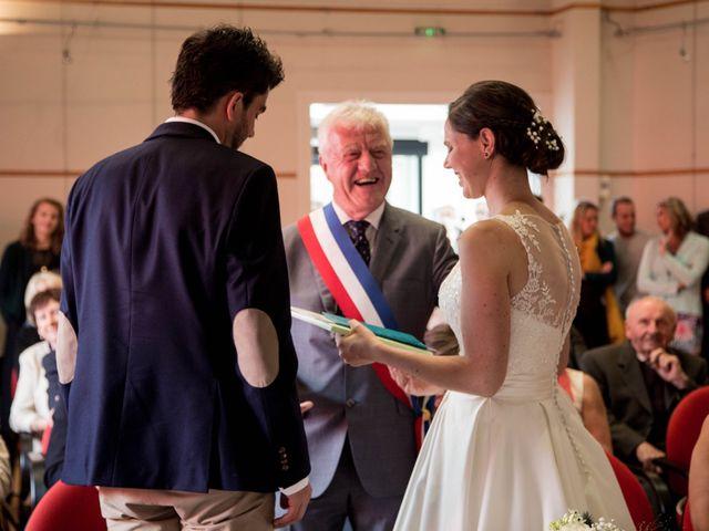 Le mariage de Sébastien et Mélinda à Plouarzel, Finistère 1