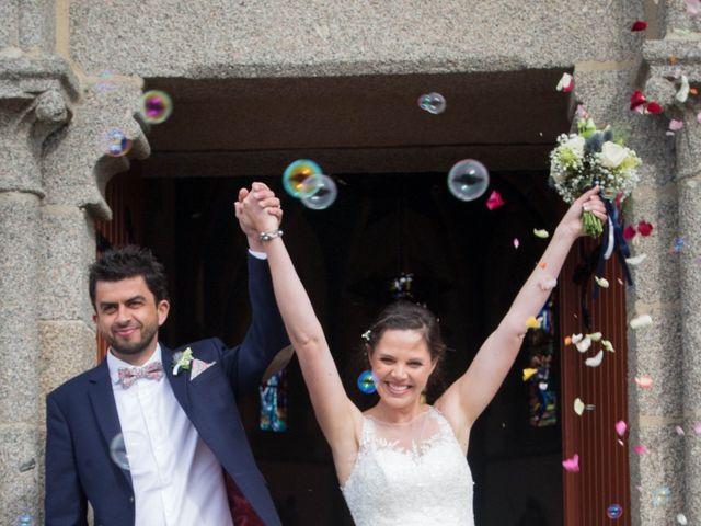 Le mariage de Sébastien et Mélinda à Plouarzel, Finistère 5