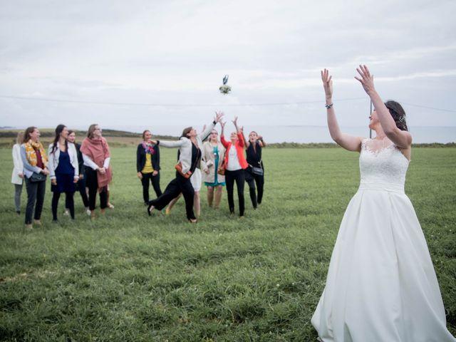 Le mariage de Sébastien et Mélinda à Plouarzel, Finistère 11