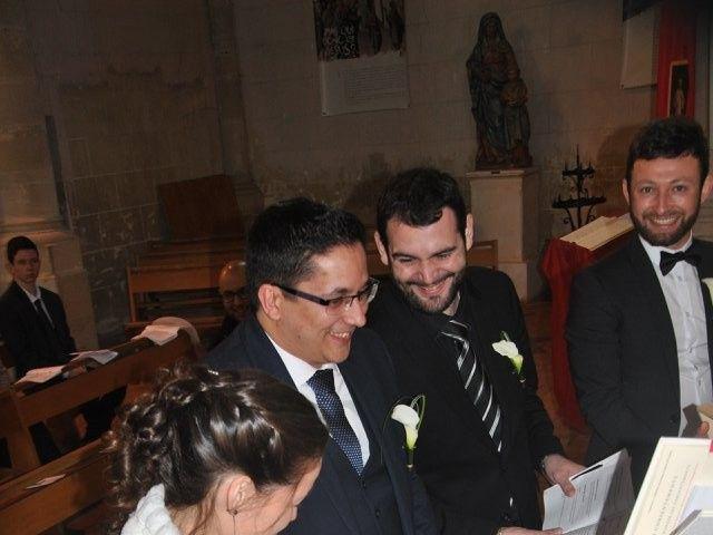 Le mariage de Stéphane et Emilie à Saint-Denis-d'Orques, Sarthe 11