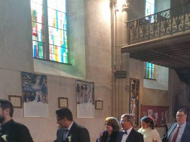 Le mariage de Stéphane et Emilie à Saint-Denis-d'Orques, Sarthe 12