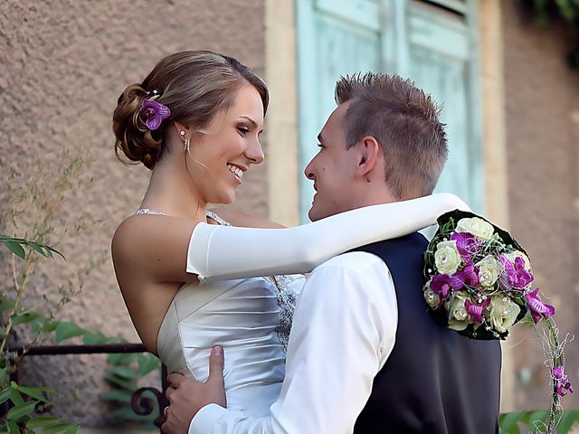 Le mariage de Philippe et Elisa à Mulhouse, Haut Rhin 6