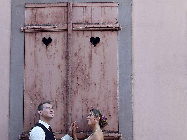 Le mariage de Philippe et Elisa à Mulhouse, Haut Rhin 13