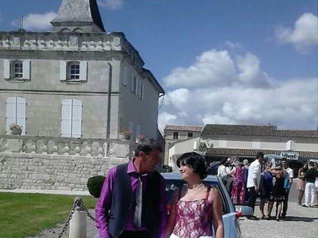 Le mariage de Aurore et Frédéric à Sireuil, Charente 8