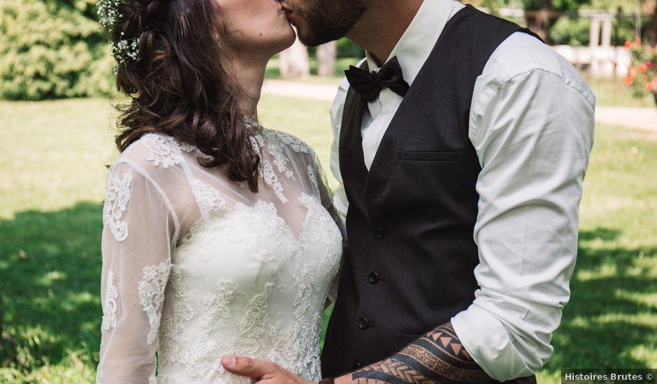 Le mariage de Olivier et Sophie à Villié-Morgon, Rhône