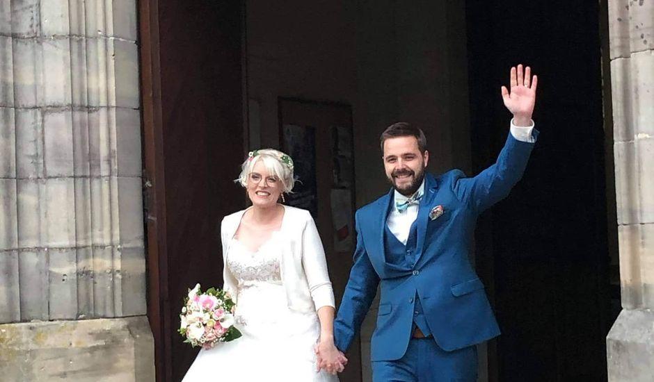 Le mariage de Alexiane et Victor à Uzemain, Vosges