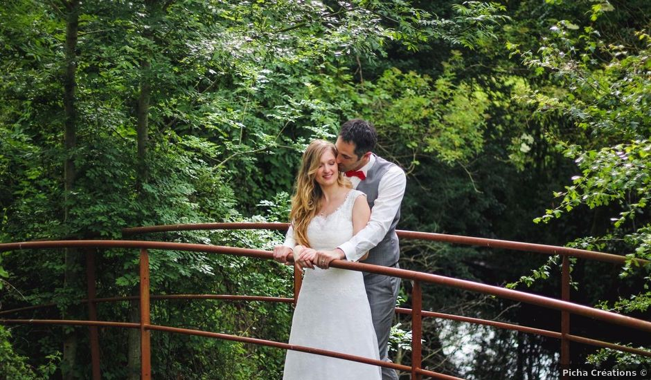 Le mariage de Alexandre et Frédérique à Nantes, Loire Atlantique