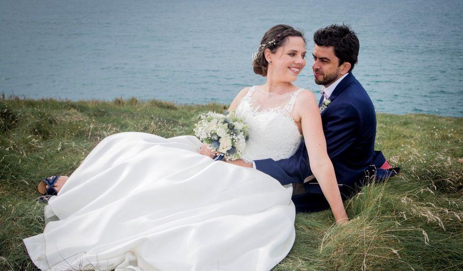 Le mariage de Sébastien et Mélinda à Plouarzel, Finistère