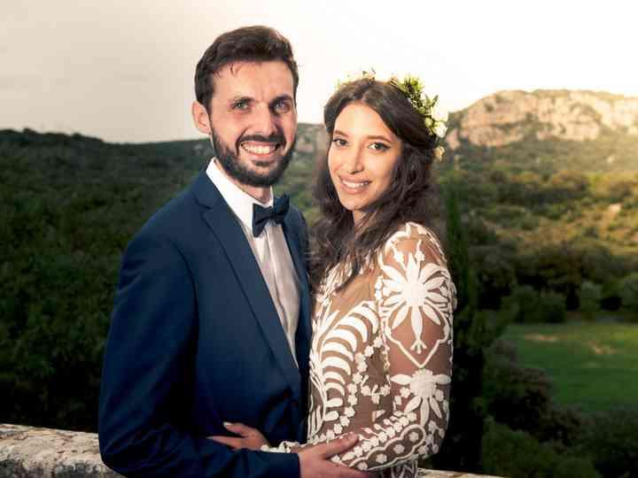 Le mariage de Jessica et Gary