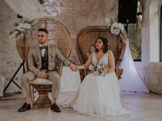 Le mariage de Mélina et Clément