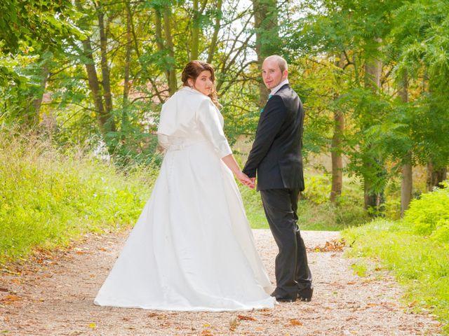 Le mariage de Stéphanie et Clément