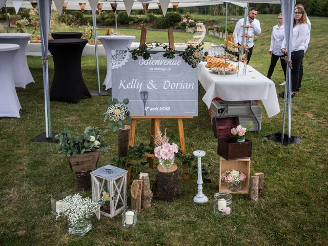 Le mariage de Dorian et Kelly à Bully-les-Mines, Pas-de-Calais 33