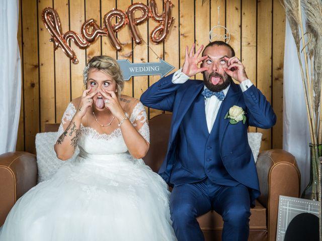 Le mariage de Dorian et Kelly à Bully-les-Mines, Pas-de-Calais 58
