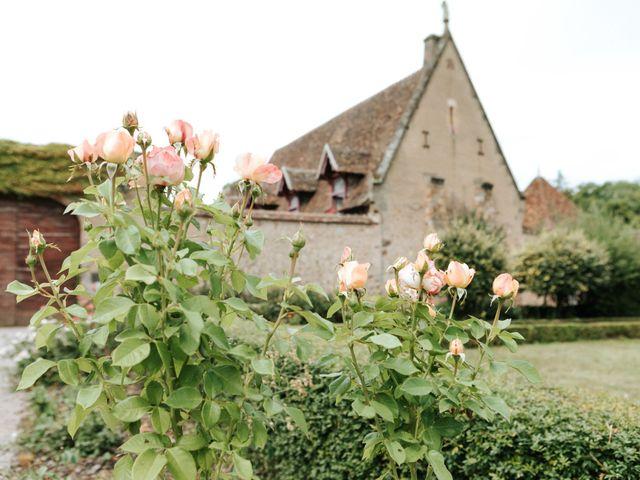 Le mariage de Samuel et Alla à Vallon-en-Sully, Allier 2