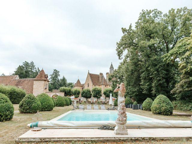 Le mariage de Samuel et Alla à Vallon-en-Sully, Allier 9
