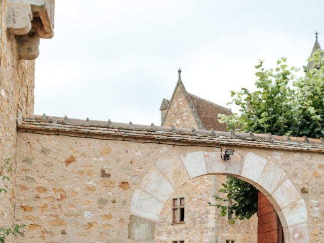 Le mariage de Samuel et Alla à Vallon-en-Sully, Allier 10
