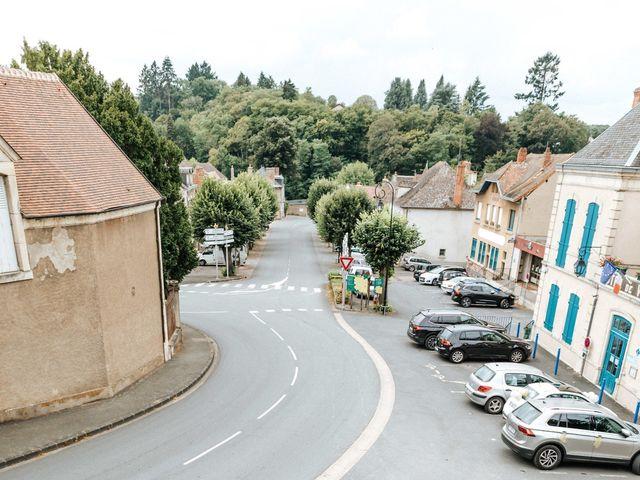 Le mariage de Samuel et Alla à Vallon-en-Sully, Allier 33
