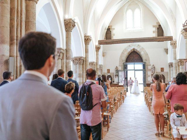 Le mariage de Samuel et Alla à Vallon-en-Sully, Allier 34