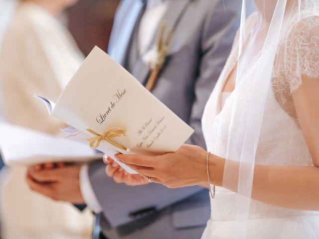 Le mariage de Samuel et Alla à Vallon-en-Sully, Allier 37