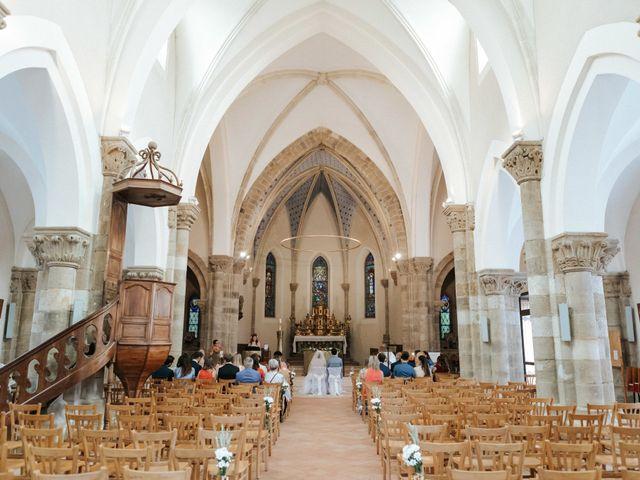 Le mariage de Samuel et Alla à Vallon-en-Sully, Allier 43
